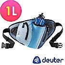 【ATUNAS 歐都納】德國DEUTER 輕巧便利水壺腰包1L(39080水藍/單車配件)