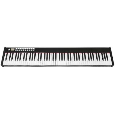 KONIX 88鍵可攜式數位電子鋼琴 (移調功能/鋰電池充電/鍵盤鼓/USB-MIDI)