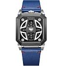 瑞士丹瑪DAUMIER正義聯盟DEVIA系列限量腕錶-超人