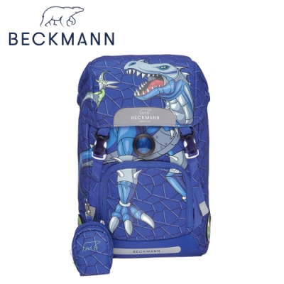Beckmann-兒童護脊書包22L-侏儸紀世界