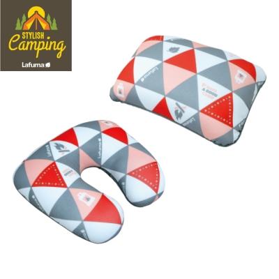 LAFUMA EQUIP 植絨萬用變形枕/U型枕/露營/登山/午休枕