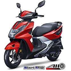 SYM三陽機車 FNX 125 六期雙碟(怠速熄火/全時點燈) 2019新車