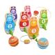 經典木玩  boby兒童歡樂二合一保齡球組(幼兒趣味玩具)(3Y+) product thumbnail 2