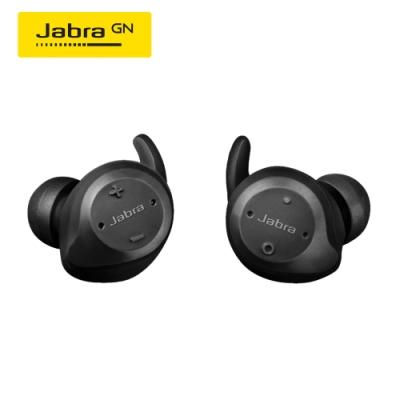Jabra Elite Sport 真無線運動藍牙耳機(黑) (公司貨)