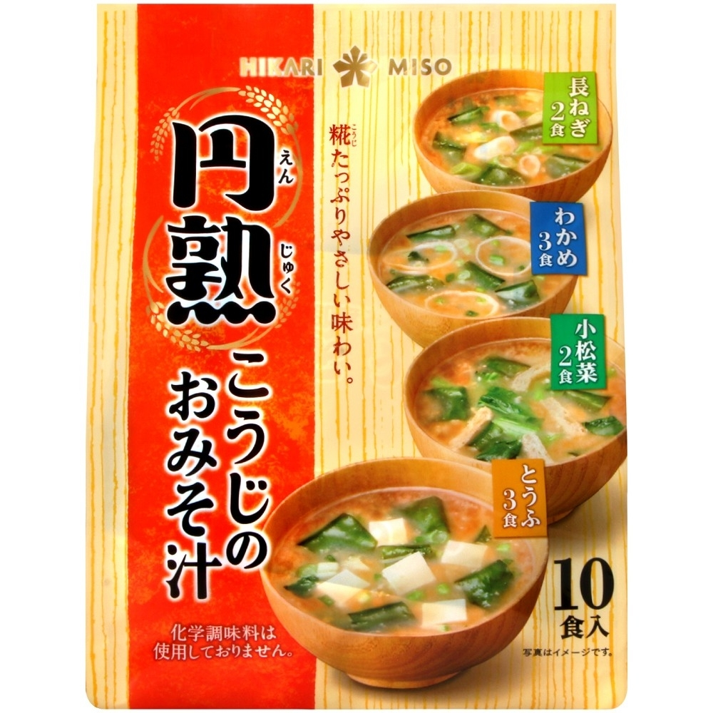 Hikarimiso 麴熟即食綜合味噌湯(158.6g)