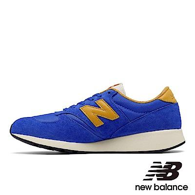 New Balance 復古鞋 男鞋 藍 MRL420SV
