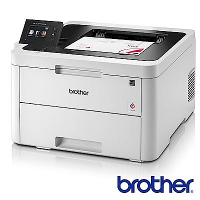 Brother HL-L3270CDW 雙面彩色無線雷射印表機 @ Y!購物