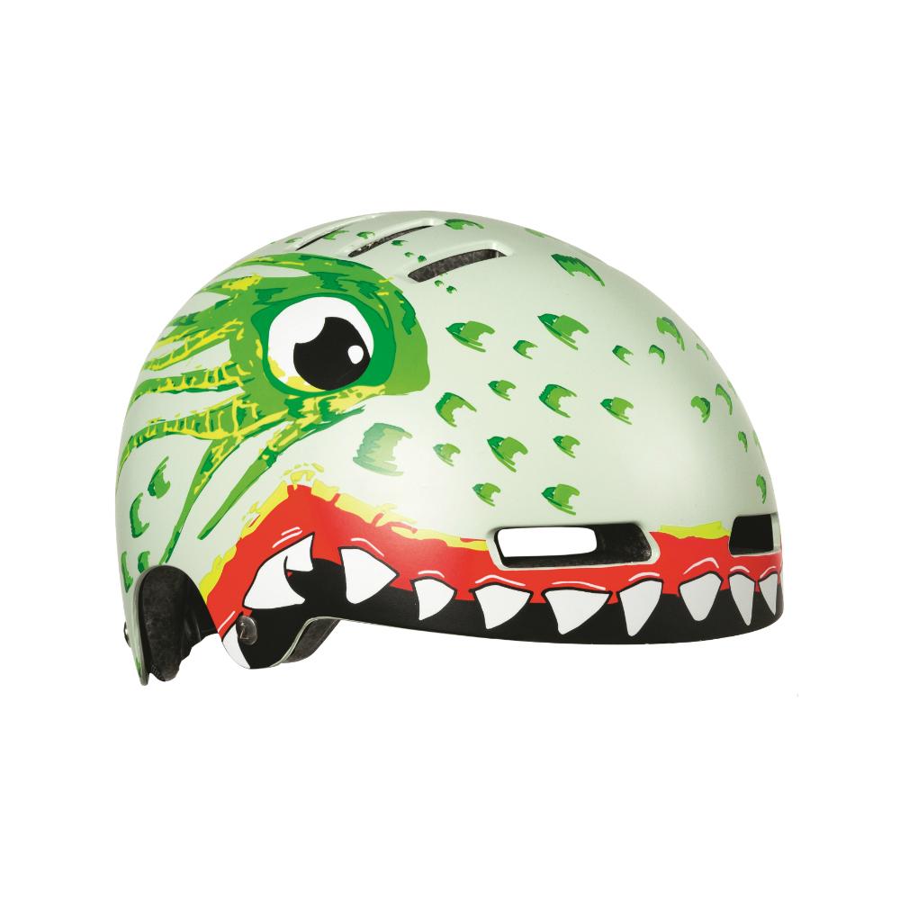 【LAZER】Street JR 兒童用安全帽 小恐龍