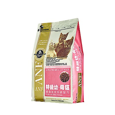 ANF愛恩富-特級幼母貓-增加免疫系統配方3kg