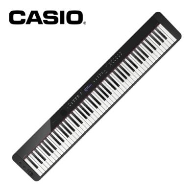 [無卡分期-12期] CASIO PX-S3000 88鍵數位電鋼琴 經典黑色款