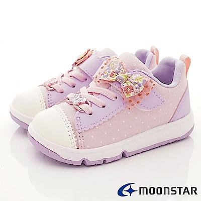 日本Carrot機能童鞋 日本設計款 TW2129紫(中小童段)