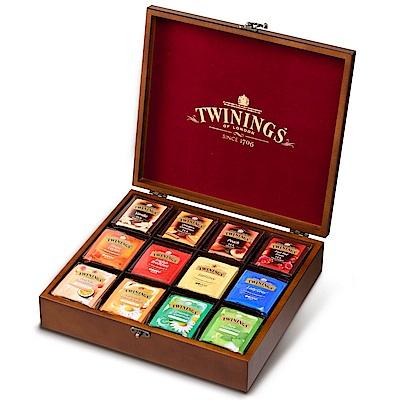 唐寧茶 Twinings 純情木思皇家禮盒(96茶包)