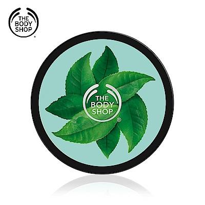 The Body Shop 富士山綠茶淨化身體滋養霜200ML