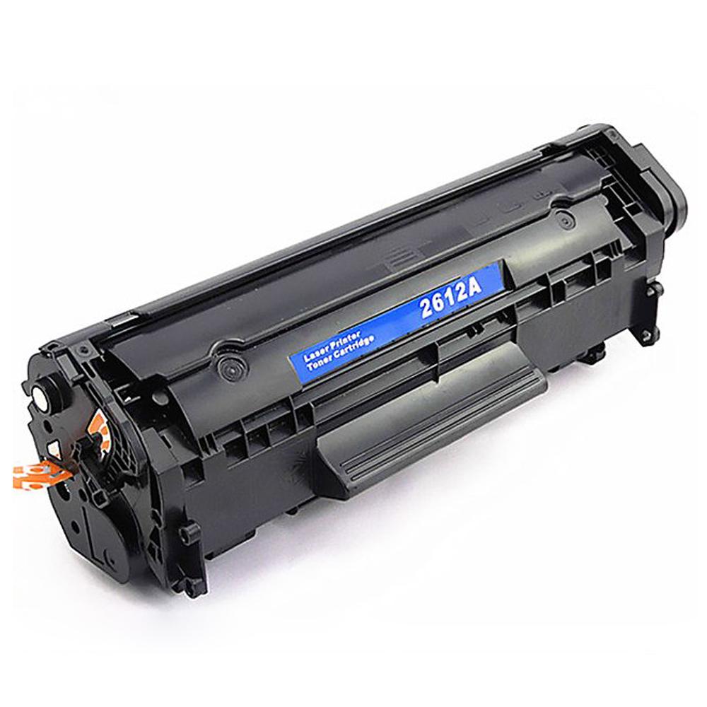 【LOTUS】HP 2612A 環保碳粉匣M1005/1010/1015/1018/102