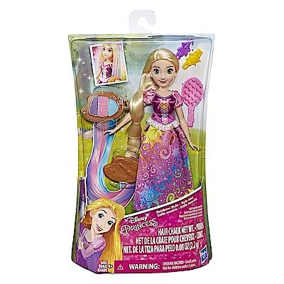 迪士尼公主系列 - 彩虹裝扮頭髮樂佩公主
