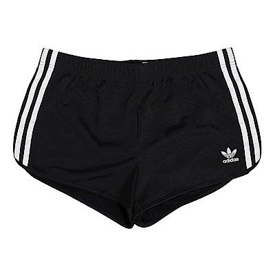 ADIDAS 女 3 STR SHORT 運動短褲