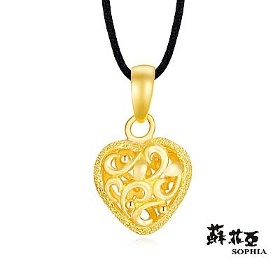 蘇菲亞SOPHIA - G LOVER系列密戀果實黃金項鍊