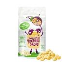 【紐西蘭 Kiwigarden】益菌優格豆 百香果 20g/袋(寶寶零食/溶豆/優格球)