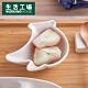 【生活工場】BASIC香蕉造型烤皿 product thumbnail 1