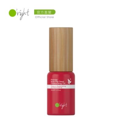 O right 歐萊德   玫瑰果精華優油30ml(染燙、嚴重受損及乾燥髮質)