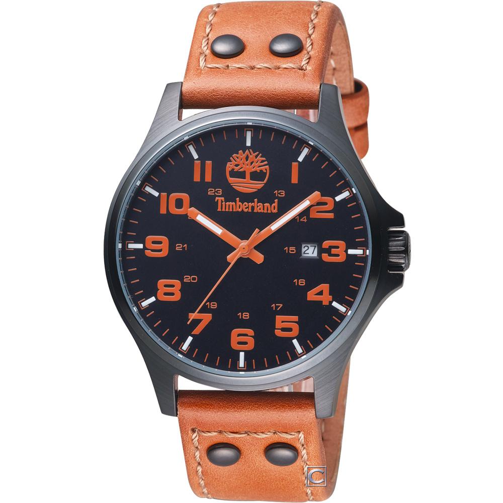Timberland 終極決戰時尚手錶(TBL.15372JSB/02)41mm
