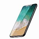 iPhone XR 軟邊 滿版 透明 9H 鋼化玻璃膜