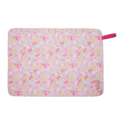【IMPACT】粉彩愛心凱蒂-尿布墊#粉紅 IMKTM008PK