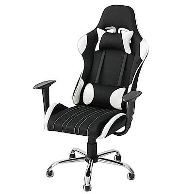 【STYLE 格調】高透氣網布款電競超跑賽車椅- Racing TR-10