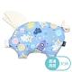 La Millou 豆豆小豬枕-星空胖柯基(藍底)-雲朵白-嬰兒枕安撫玩具 product thumbnail 1