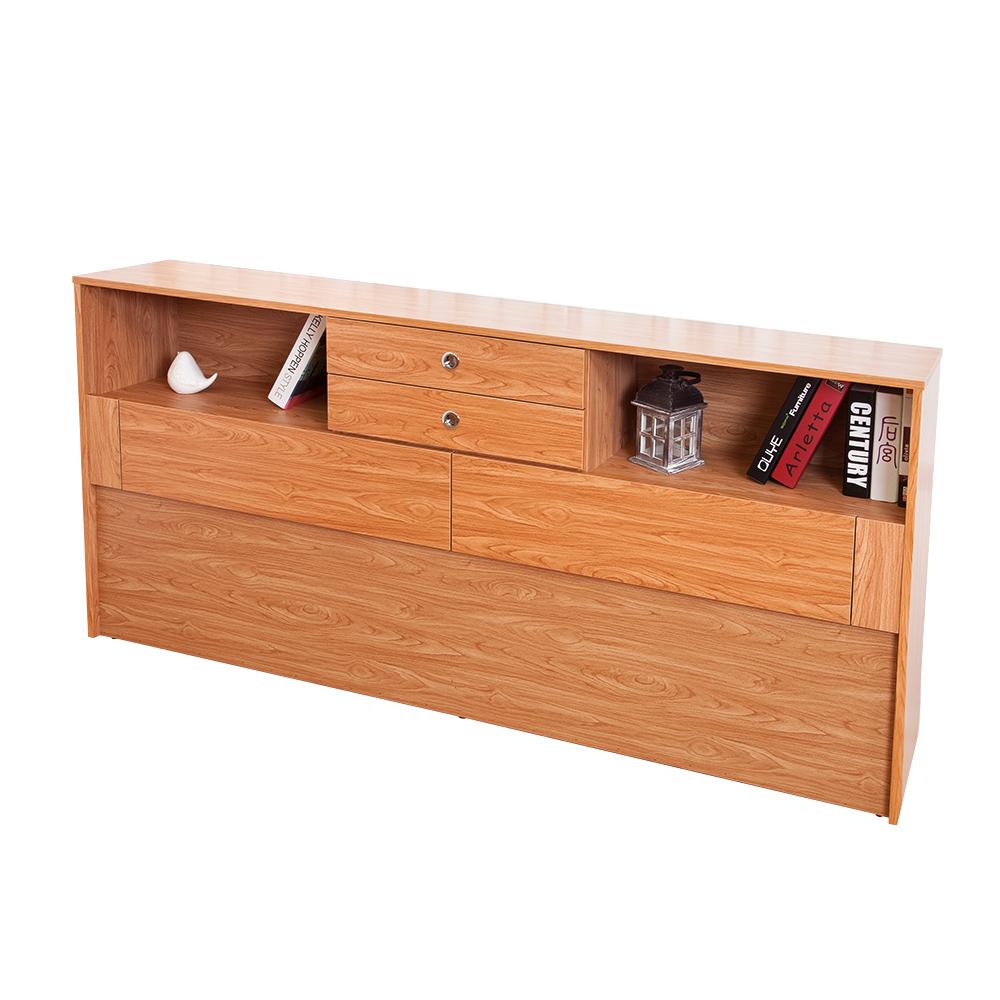 Boden-卡特爾6.5尺多功能收納床邊櫃/置物櫃