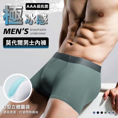 [時時樂限定] ANDYMAY2莫代爾男士內褲(6入組) AM-Y11