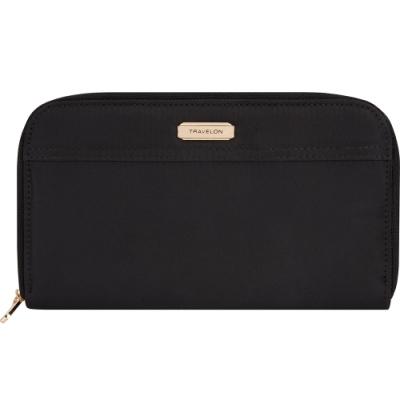 《TRAVELON》質感飾品收納包(黑)