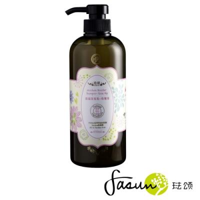 FASUN琺頌 保濕洗髮乳-玫瑰果650ml