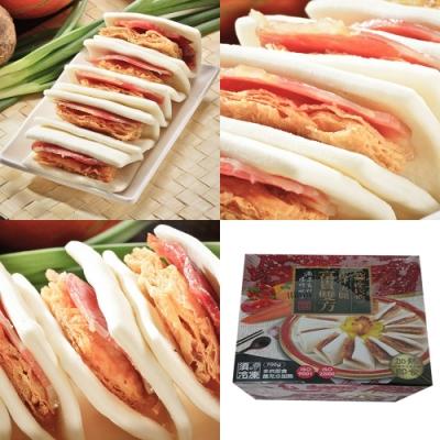 任-饗城-蜜汁火腿富貴雙方(700g/盒)