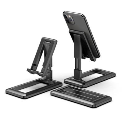 Kavalan手機平板伸縮摺疊支架 (個性黑)