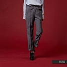 【KiKi】上班族系列設計-長褲(二色)