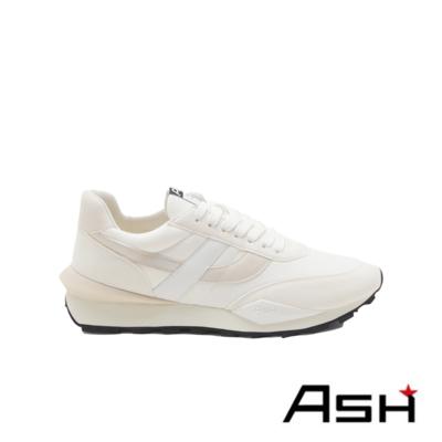ASH - SPIDER 復古慢跑鞋- 杏白