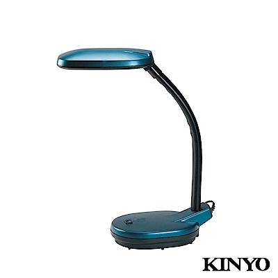 KINYO電子式FML27W檯燈PL838