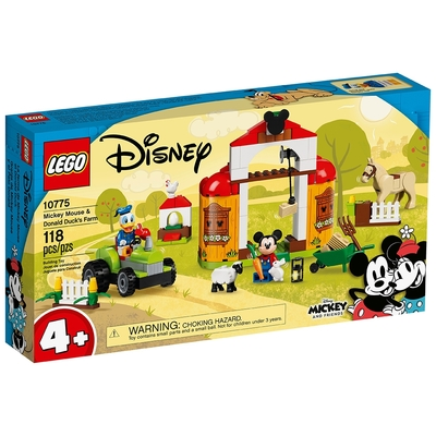 樂高LEGO 迪士尼系列 - LT10775 Mickey Mouse & Donald Duck s Farm