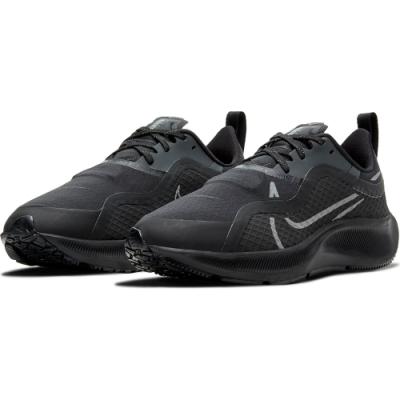NIKE 運動鞋 慢跑鞋 緩震 小飛馬 訓練 健身 女鞋 黑 CQ8639001 WMNS AIR ZM PEGASUS 37 SHIELD