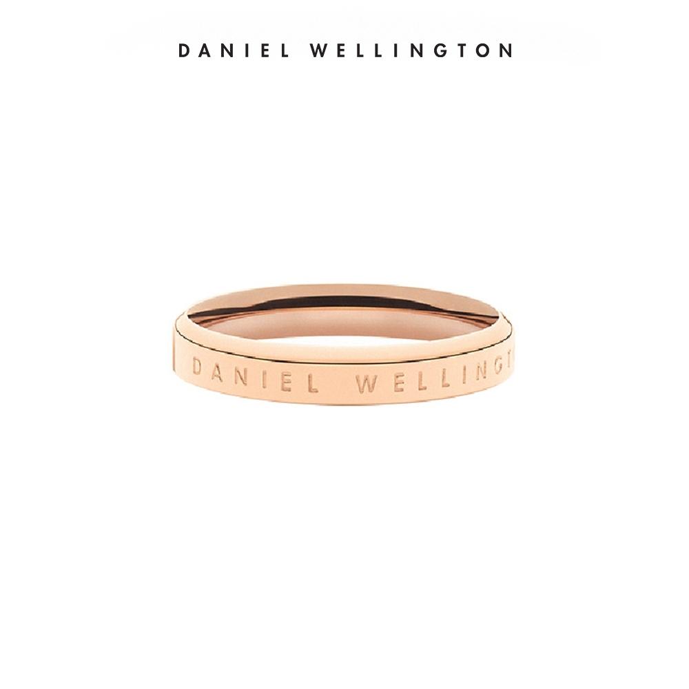 【李聖經配戴款】DW 戒指 Classic Ring 經典奢華戒指 玫瑰金