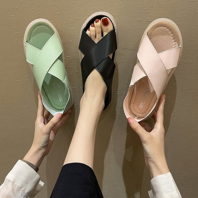 KEITH-WILL時尚鞋館-獨賣活力宣言涼鞋(涼鞋/涼跟鞋)(共3色)