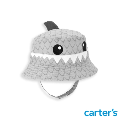 【Carter s】 可愛鯊魚造型漁夫帽 (2T-4T) (台灣總代理)