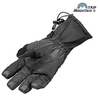 山行Mountain Trip埃特男士防水手套滑雪手套MG-622