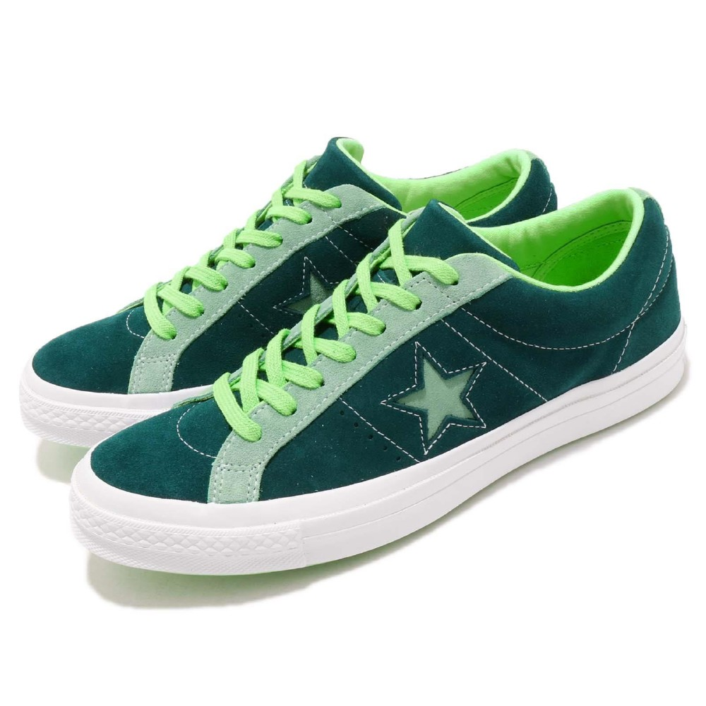 Converse 帆布鞋 One Star 低筒 運動 男鞋