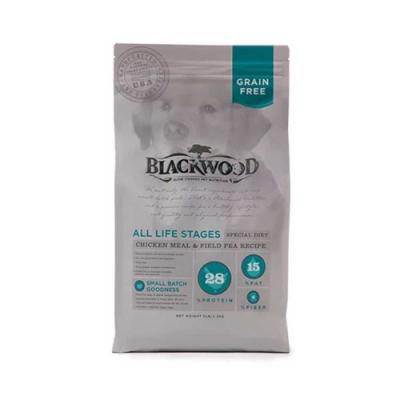 柏萊富 全齡犬無穀低敏純淨配方(雞肉+豌豆)5LB