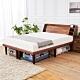 時尚屋  野崎5尺床箱型高腳雙人床(不含床頭櫃-床墊) product thumbnail 2