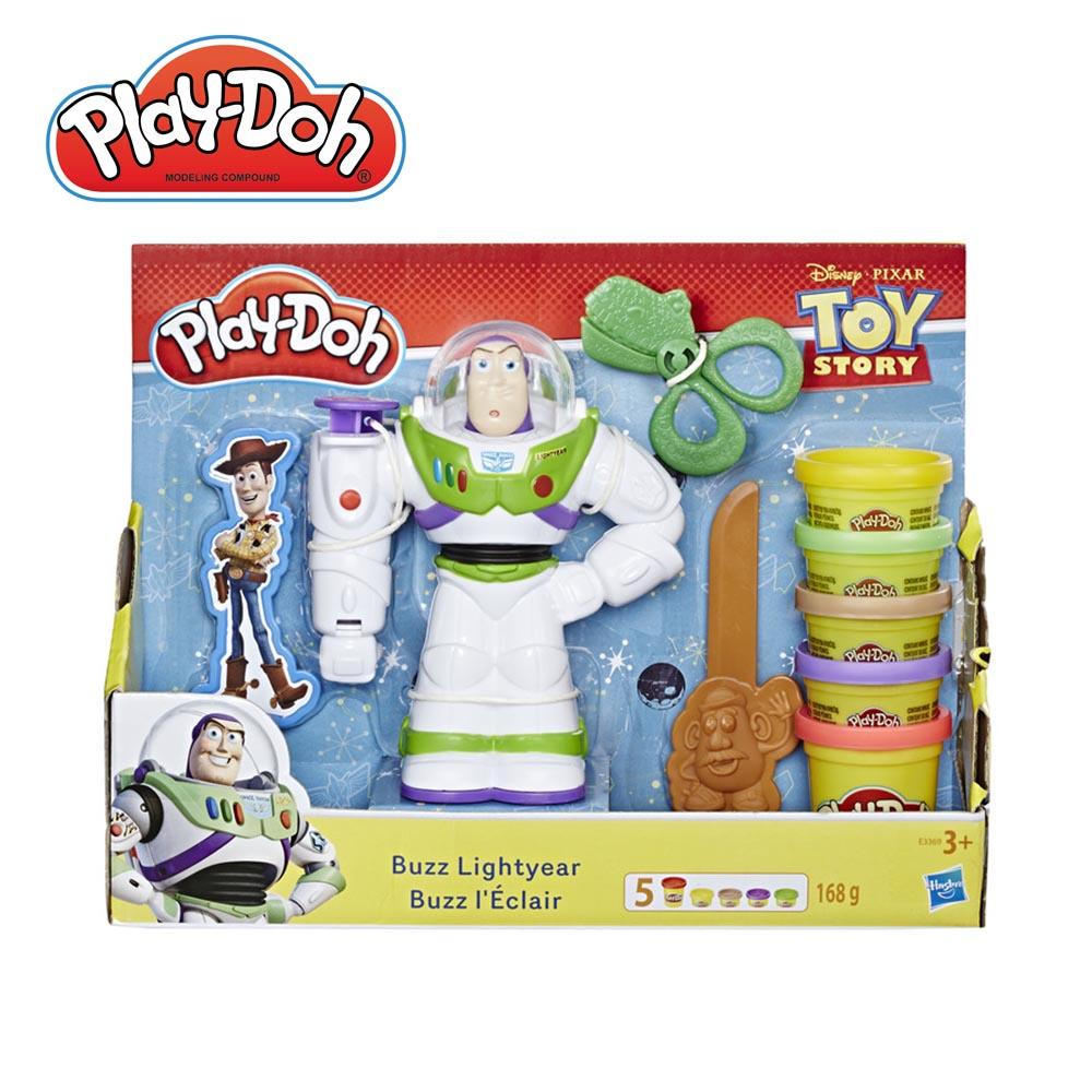 Play-Doh 培樂多-巴斯光年遊戲組 玩具總動員