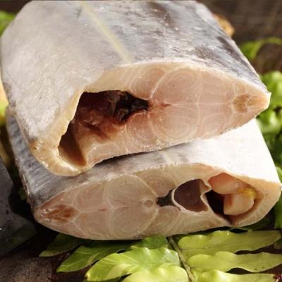 【上野物產】當季野生船釣極厚切中段白帶魚6片組(270g土10%/片)