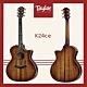 Taylor K24ce /美國知名品牌電木吉他/公司貨 product thumbnail 1